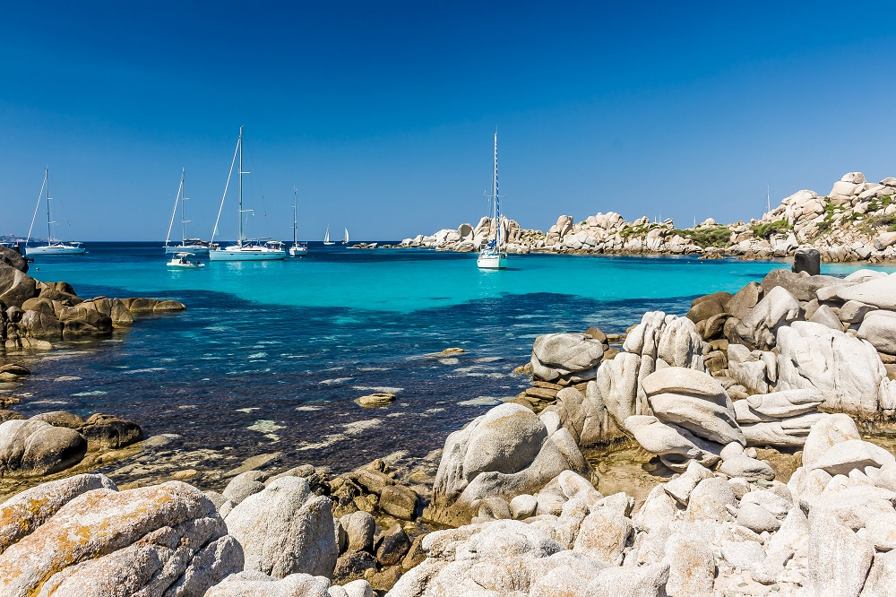 spots snorkeling aux îles lavezzi