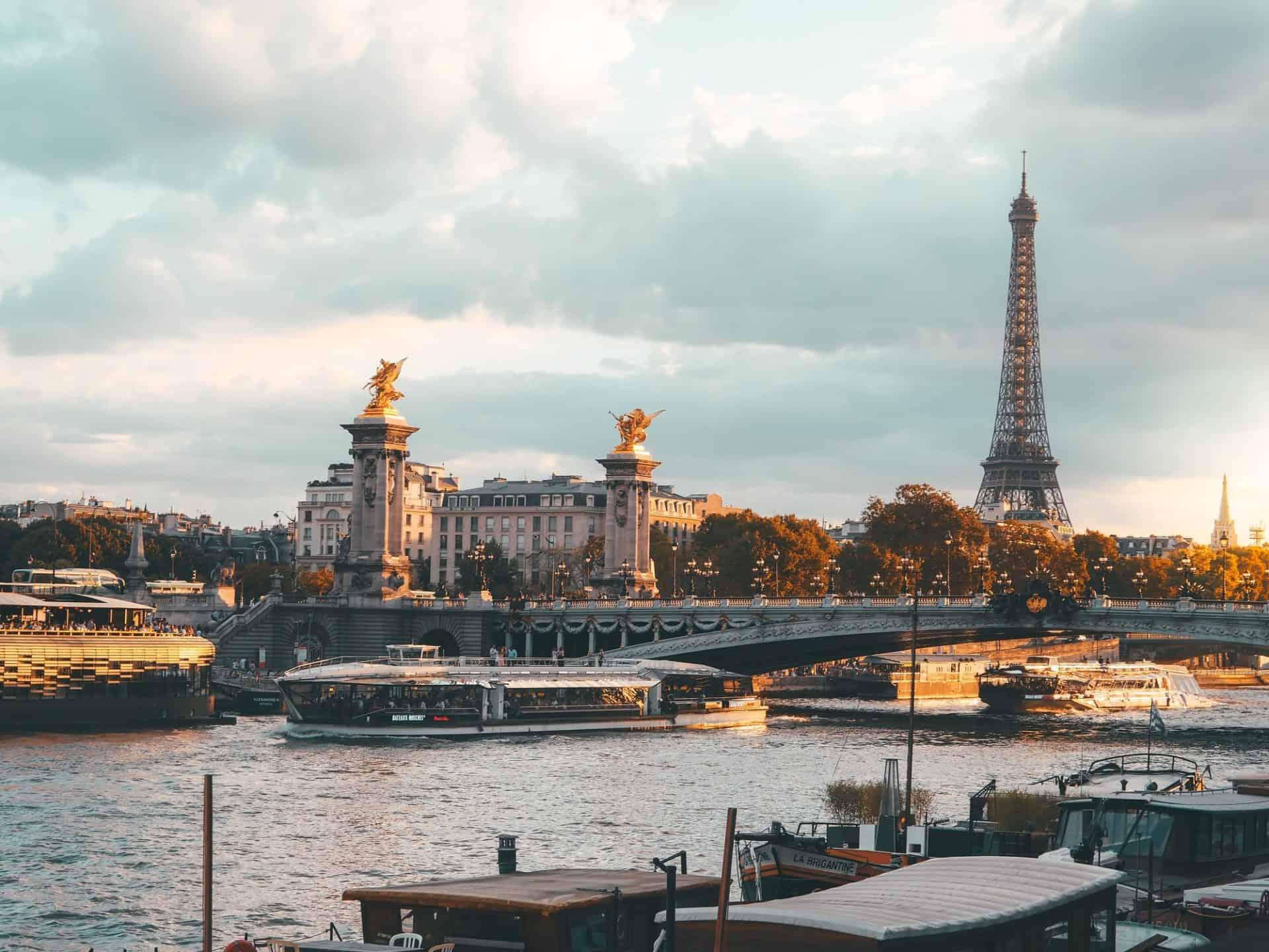 naviguer sur la Seine