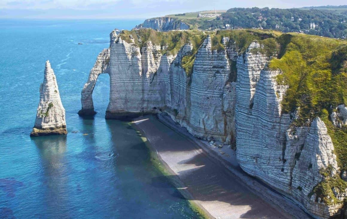 Week-end en Normandie près de Paris en famille